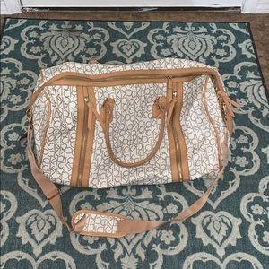 Calvin Klein luggage 🧳